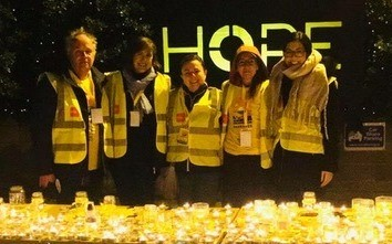 The CMHCR supports Pieta's Darkness into Light event at Maynooth